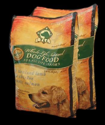 Tlc Whole Life Natural Dog Food